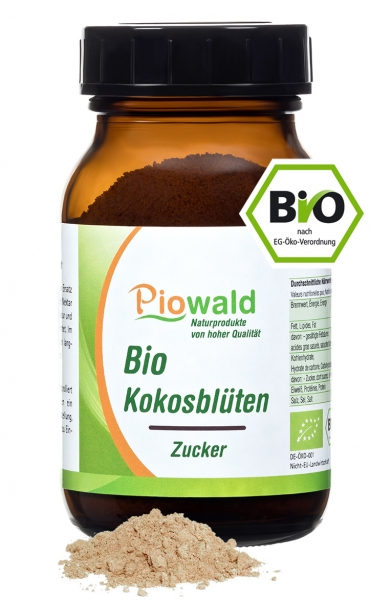 BIO Kokosblütenzucker - 150 g