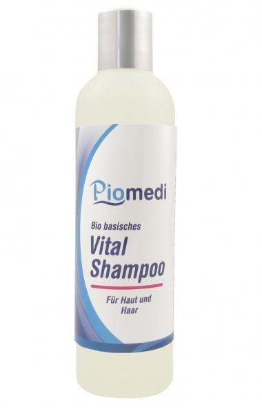 Basisches Vital Shampoo - 250 ml