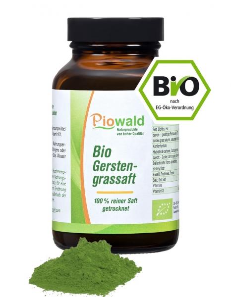 BIO Gerstengrassaft - 45 g Pulver