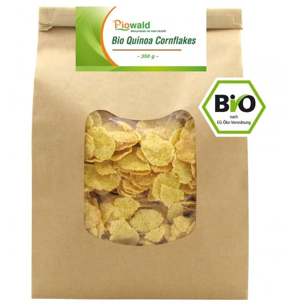 BIO Quinoa Cornflakes - 350g